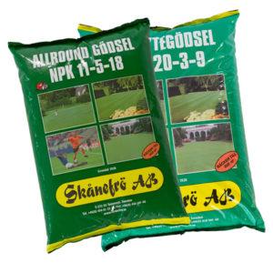 Konventionella gödningsmedel