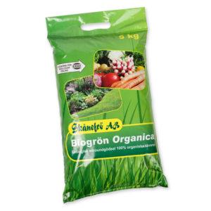 Organiska gödningsmedel