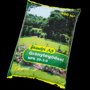 Grönytegödsel 20-3-9