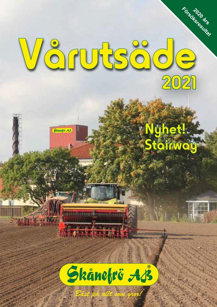 Skånefrö vårutsäde 2021