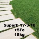 Superb 17-3-10+5Fe 15kg